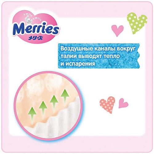 Трусики-подгузники Merries S 4-8 кг., 62 шт от Merries