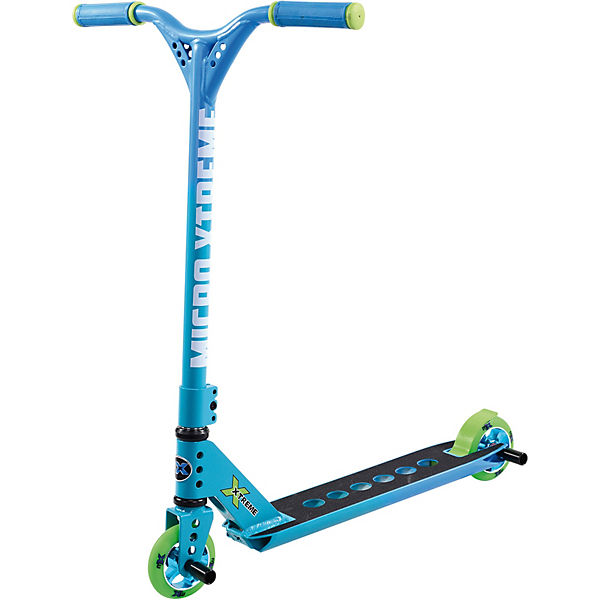 Stunt-Scooter mx trixx 2.0 rainbow, blau
