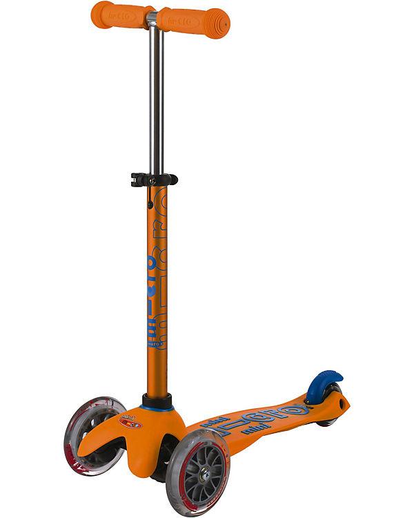 Twist-Scooter mini micro Deluxe, apricot, micro