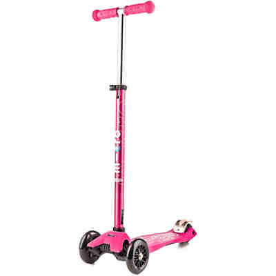 Twist-Scooter maxi micro deluxe, pink