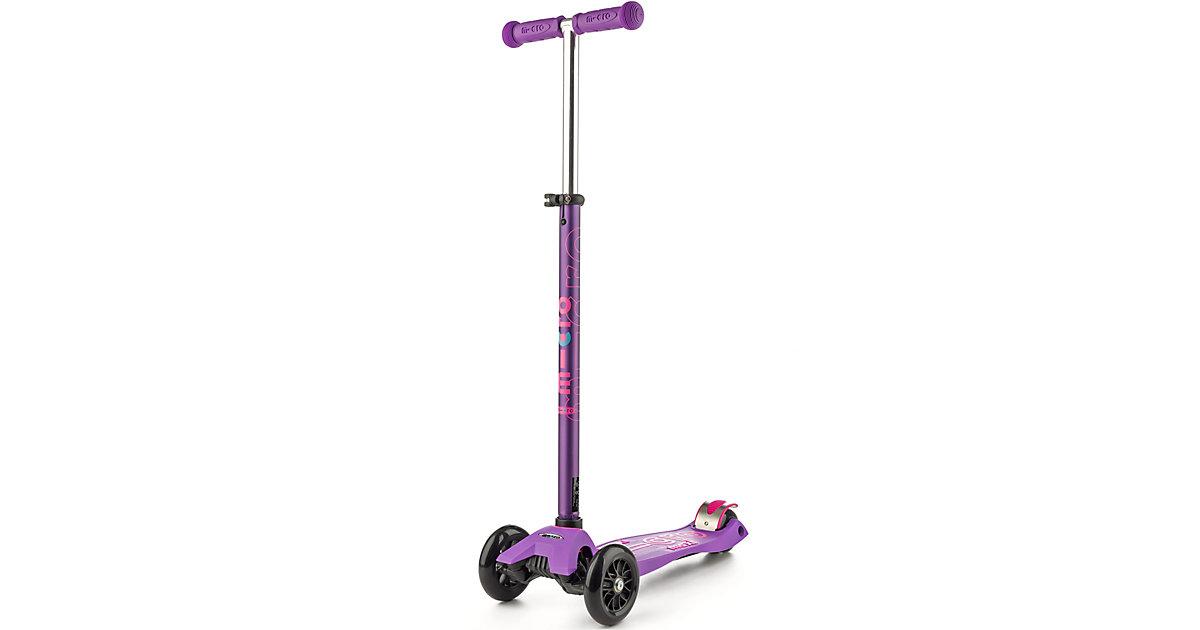 Twist-Scooterr maxi micro deluxe, lila