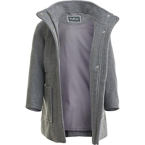 Пальто Gulliver - серый от Gulliver