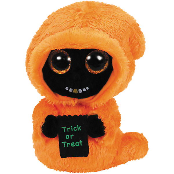 Ghul  Grinner, Orange 15 cm, Ty