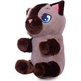 "Интерактивная игрушка IMC Toys ""Котенок"", бежево-коричневый"