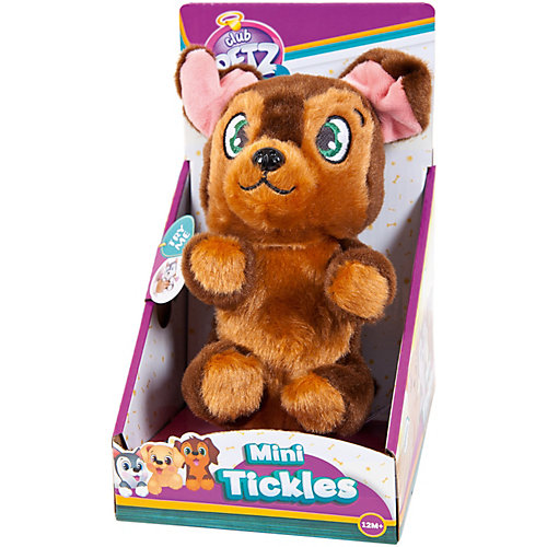"""Интерактивная игрушка IMC Toys """"Щенок"""", коричневый от IMC Toys"""