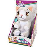 """Интерактивная игрушка IMC Toys """"Котенок"""", серый"""
