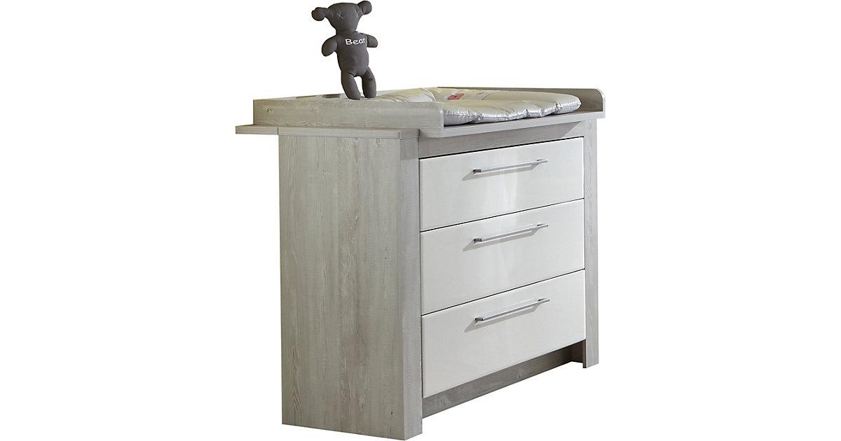 lowboard in grau hochglanz preisvergleich die besten angebote online kaufen. Black Bedroom Furniture Sets. Home Design Ideas