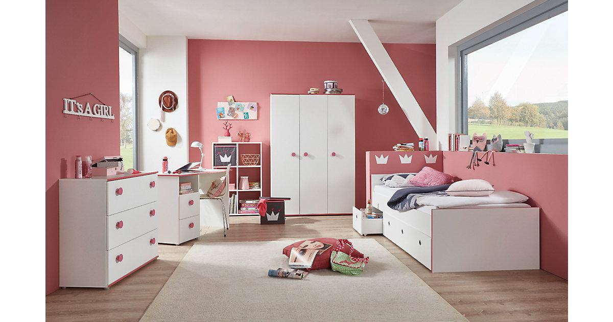 weiss kleiderschrank 3 t rig preisvergleich die besten angebote online kaufen. Black Bedroom Furniture Sets. Home Design Ideas