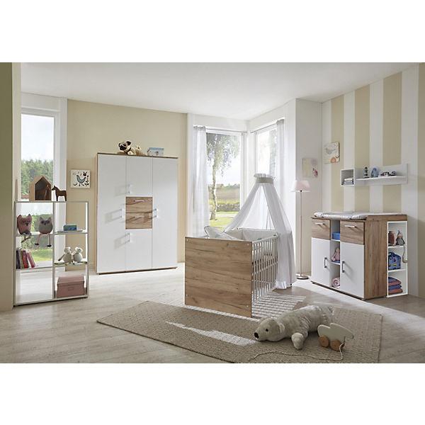 Komplett Kinderzimmer Anna, 3-tlg. (Kinderbett exkl. Umbauseiten ...