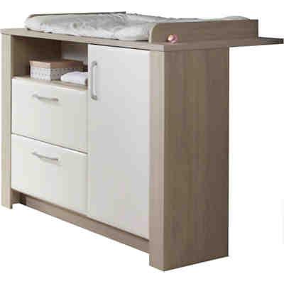 wickelkommode nordic chic shabby chic wei schardt mytoys. Black Bedroom Furniture Sets. Home Design Ideas