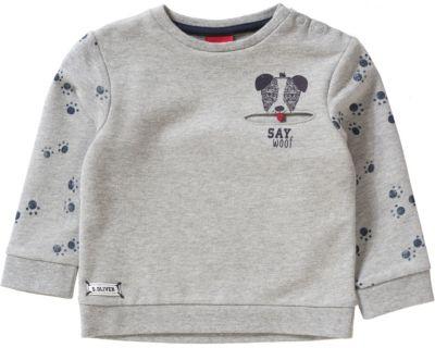 Baby Sweatshirt für Jungen, Hund, s.Oliver | myToys