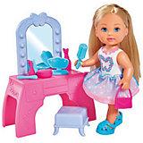 """Набор с куклой Simba """"Еви с туалетным столиком"""""""