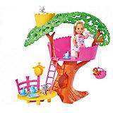 """Набор с куклой Еви Simba """"Домик на дереве"""""""