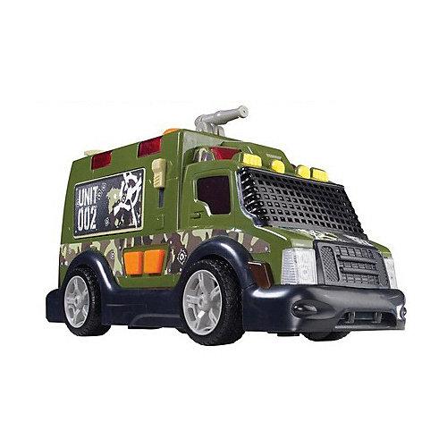 Военный автомобиль Dickie Toys свет+звук, 33 см от Dickie Toys