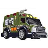 Военный автомобиль Dickie Toys свет+звук, 33 см