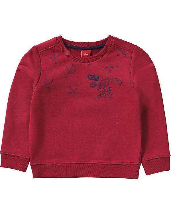 populärer Stil zum halben Preis akzeptabler Preis Sweatshirt für Jungen, Dinosaurier, s.Oliver