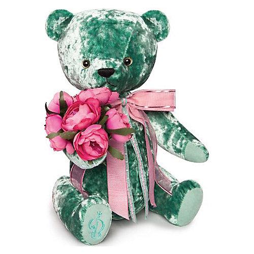 Мягкая игрушка Budi Basa Медведь БернАрт, изумрудный, 30 см от Budi Basa