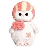 Мягкая игрушка Budi Basa Кошечка Ли-Ли Baby в спортивной шапке, 20 см