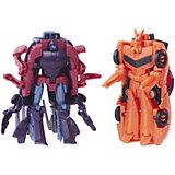 """Трансформеры Transformers """"Крэш-Комбайнер"""" Сэйберхорн и Биск"""