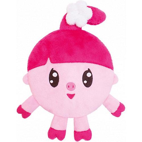 """Игрушка-грелка Мякиши """"Малышарики: Нюшенька"""" с вишневыми косточками от Мякиши"""