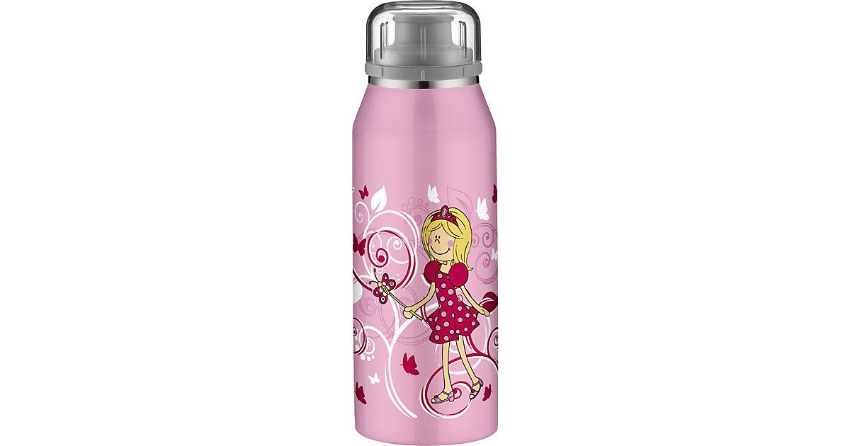 Alfi · Alfi Isolier-Trinkflasche isoBottle Princess Rosa, 350 ml