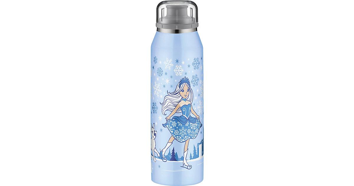 Alfi · Alfi Isolier-Trinkflasche isoBottle Princess Blue, 500 ml (Mit Beschriftungsfeld)