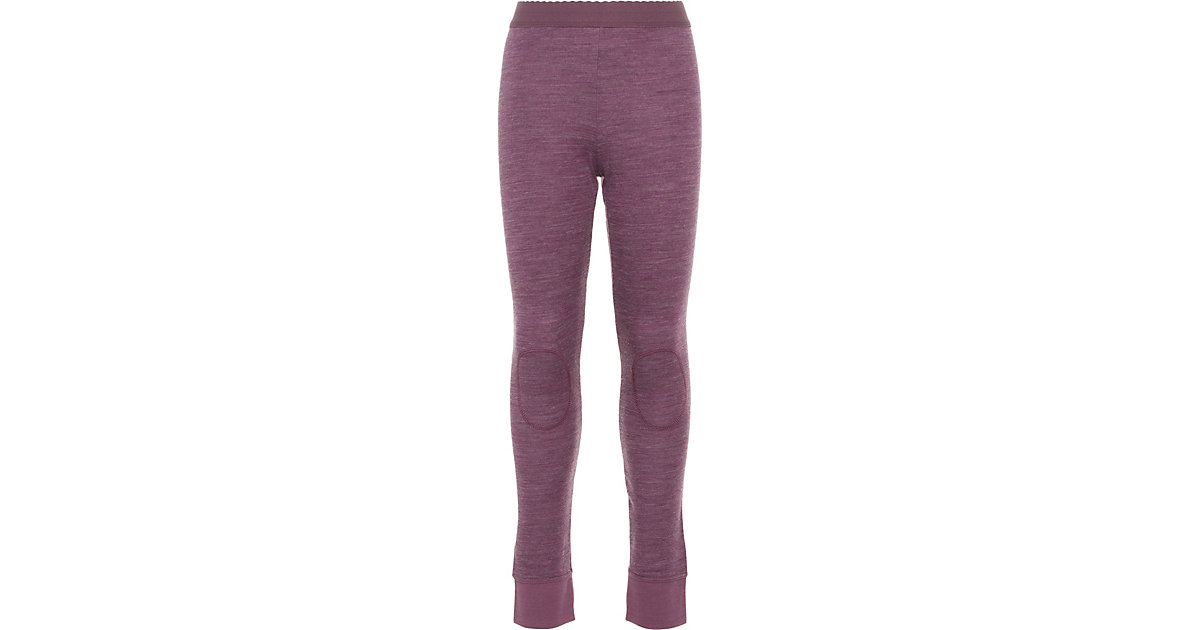 name it · Leggings NKFWUPPO aus Wolle Gr. 122/128 Mädchen Kinder