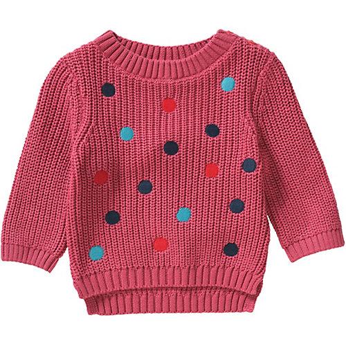 NAME IT Baby Pullover NBFNERMIKKA , organic cotton Gr. 62 Mädchen Kinder | 05713736803481