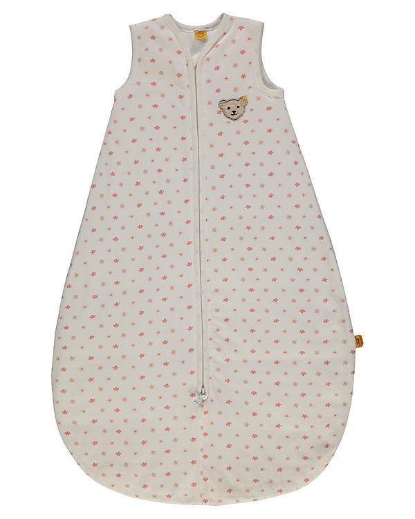 billiger Verkauf neuesten Stil am besten billig Schlafsack mit Blütenprint, mehrfarbig, Gr. 90 cm, Steiff