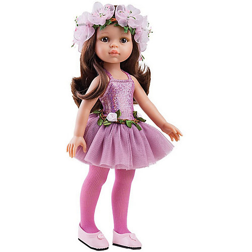 Кукла Paola Reina Кэрол балерина, 32 см от Paola Reina