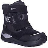Утепленные ботинки ECCO