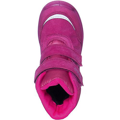 Утепленные ботинки ECCO - розовый от ecco