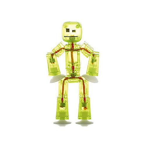 """Игрушка-фигурка Zing """"Stikbot"""", салатовая от Zing"""