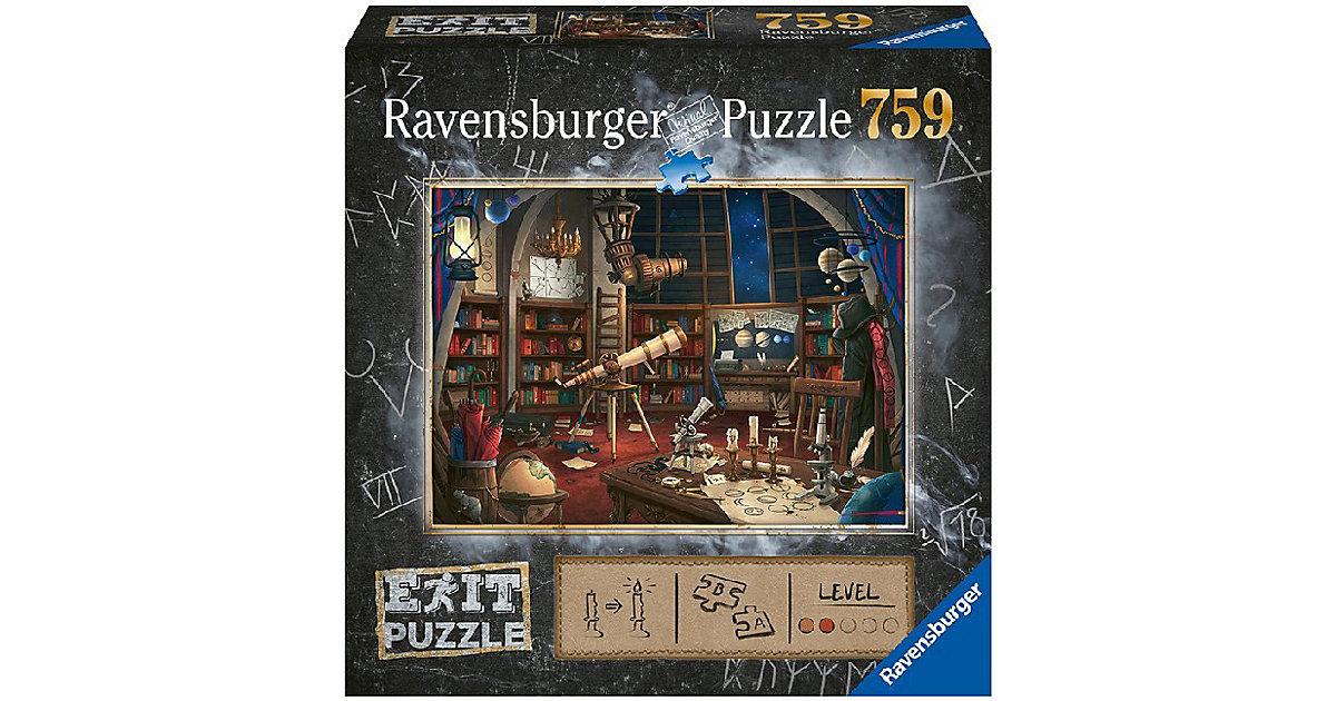 EXIT Puzzle 759 Teile, 70x50 cm, Exit 1: Sternwarte