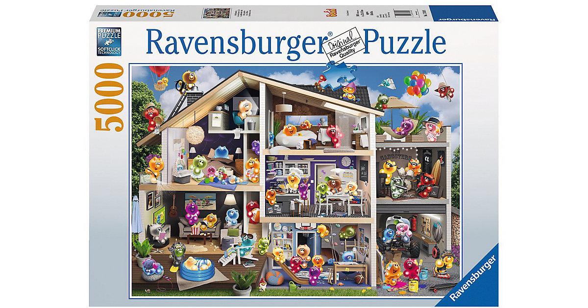 Ravensburger · Puzzle 5000 Teil Gelini Puppenhaus
