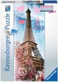 Puzzle 1000 Teile, 98x37 cm, Panorama, Ooh Lala
