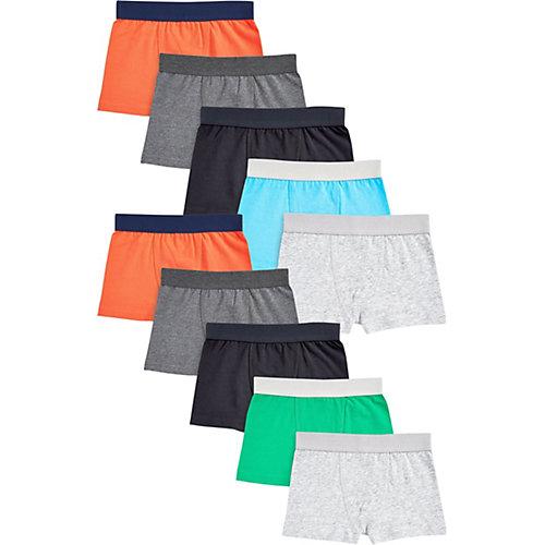 Next Boxershorts 10er Pack Gr. 134/140 Jungen Kinder | 05057823309556