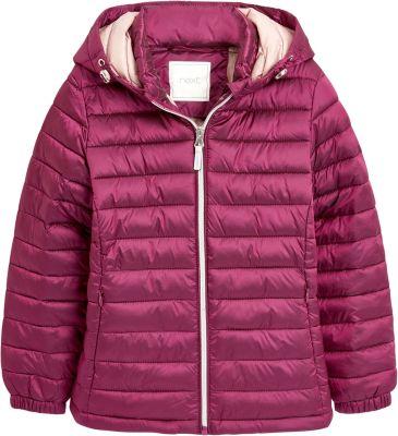 Winterjacke mit Kapuze für Mädchen, next | myToys
