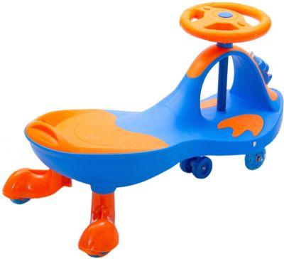 Машинка Bradex «Бибикар-лягушонок», синяя