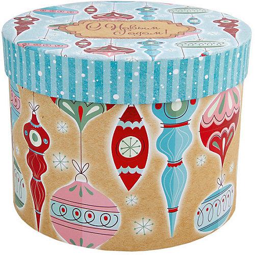 """Подарочная коробка Феникс-Презент """"Стеклянные сосульки"""" от Феникс-Презент"""