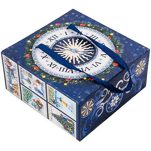 """Подарочная коробка Феникс-Презент """"Новогодние часы"""" от Феникс-Презент"""