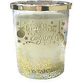 Новогодняя свечка Феникс-Презент с ароматом шоколада, 9,4 см