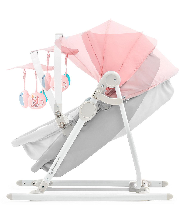 wippe unimo 5in1 rosa kinderkraft mytoys. Black Bedroom Furniture Sets. Home Design Ideas