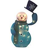 """Фигура B&H """"Снеговик, снимающий шляпу"""""""