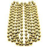 Буcы-шарики на ёлку B&H 2,7 м., золотые