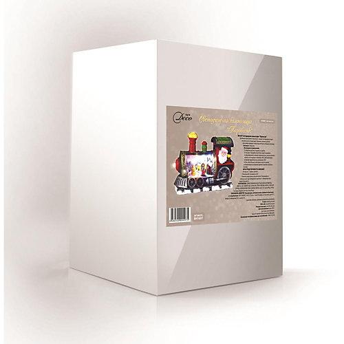 """Светодиодная композиция B&H """"Паровозик"""" - разноцветный от B&H"""