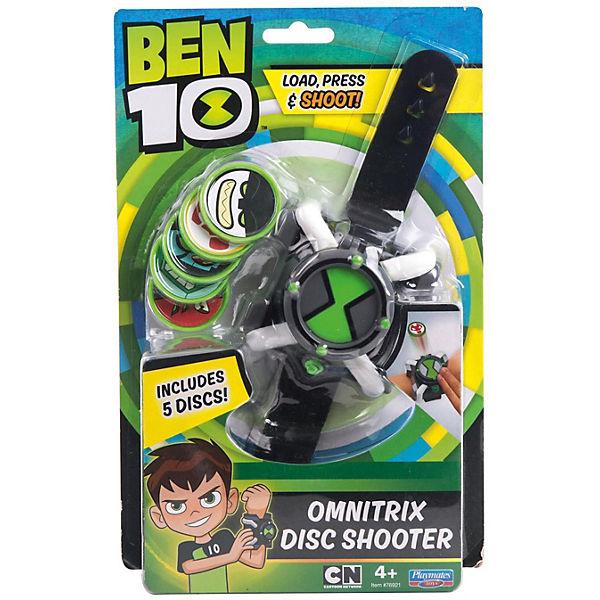 """Часы Playmates """"Ben 10"""" Омнитрикс, дискомет"""