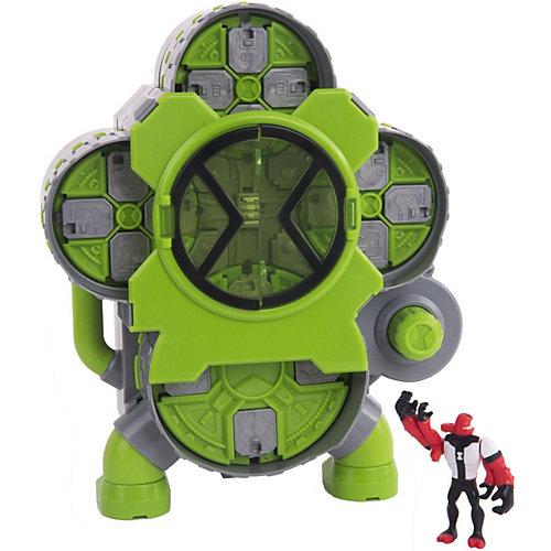 Игровой набор Playmates Ben 10 «Камера создания пришельцев», 4 фигурки от PLAYMATES