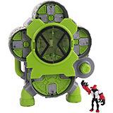 Игровой набор Playmates Ben 10 «Камера создания пришельцев», 4 фигурки