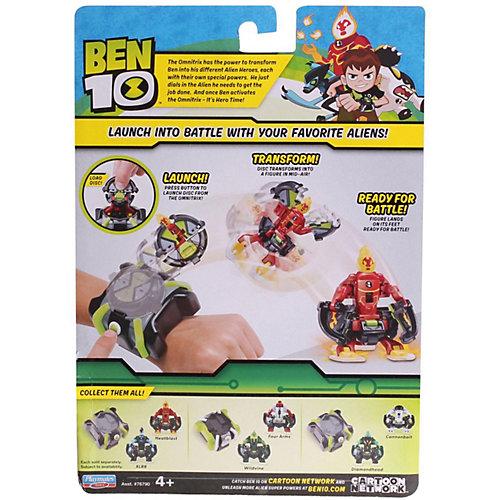 Игровой набор Playmates Ben 10 «Омнизапуск, Алмаз и Ядро» от PLAYMATES